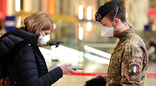 İtalyada 368 kişi daha koronavirüsten hayatını kaybetti