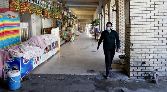 Bağdatta koronavirüs nedeniyle sokağa çıkma yasağı ilan edildi