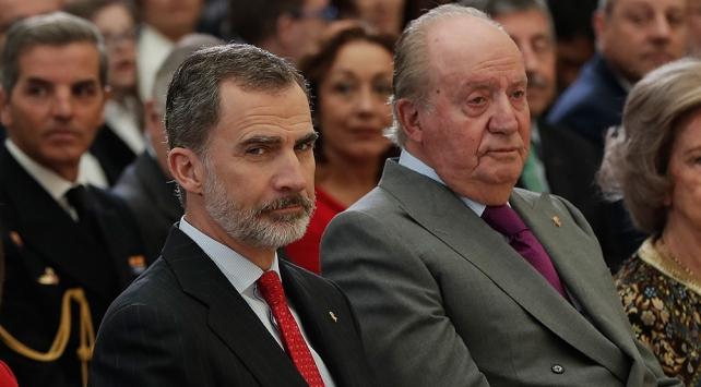 İspanya Kralı babasının maaşını kesti, ekonomik bağlarını kopardı