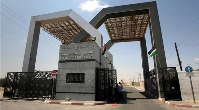 Refah Sınır Kapısında koronavirüs önlemleri: 51 kişi karantinaya alındı