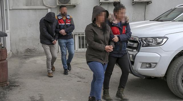 Yakalanan teröristler PKK elebaşları Bayık ve Karayılanın yakın koruması çıktı
