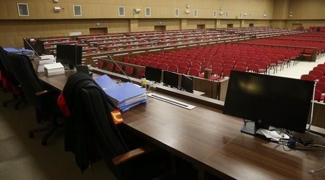 Mahkeme salonlarında koronavirüs tedbirleri