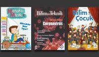 TÜBİTAK dergileri öğrenciler için ücretsiz erişime açıldı