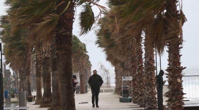 Meteoroloji uyardı: Batı ve Orta Akdenizde fırtına bekleniyor
