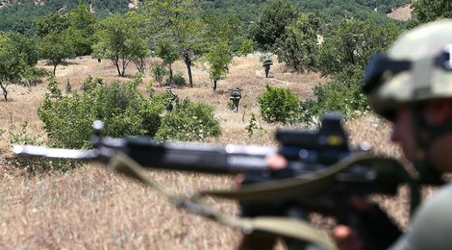 Irak kuzeyinden kaçan 2 terörist teslim oldu