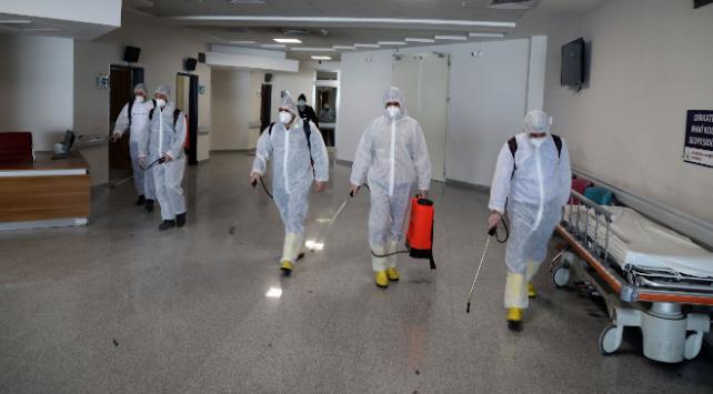 Vanda koronavirüs tedbirleri artırıldı