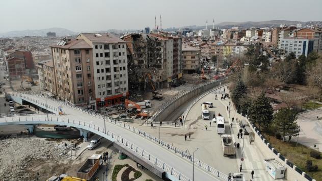 Elazığda depremden sonra 1 ayda bin 94 konut satıldı