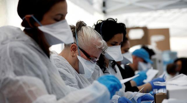İsrailde koronavirüs vaka sayısı 250ye ulaştı