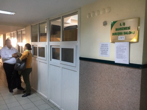 Adanada duruşmalara Kovid-19 ertelemesi
