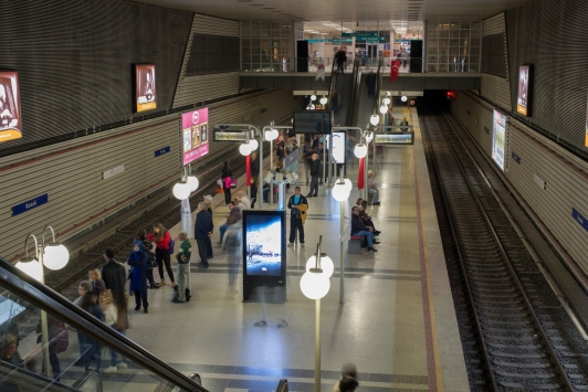 İzmirde toplu ulaşımı kullanım yüzde 30 düştü