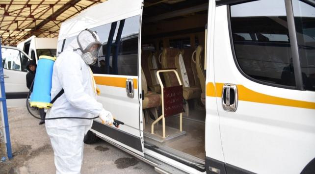 MEB, okul servis araçlarının sürekli dezenfekte edilmesini istedi