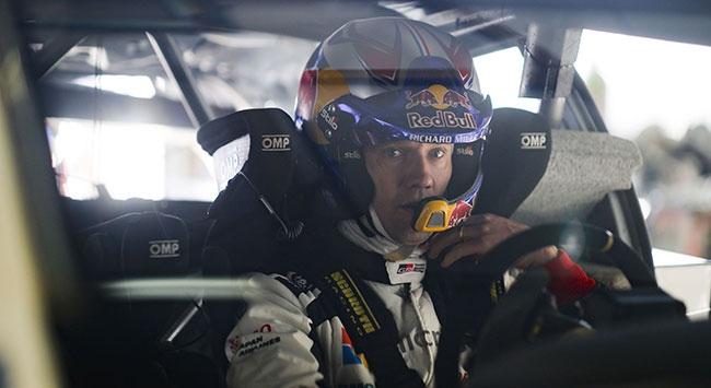Meksika Rallisinde kazanan Sebastien Ogier