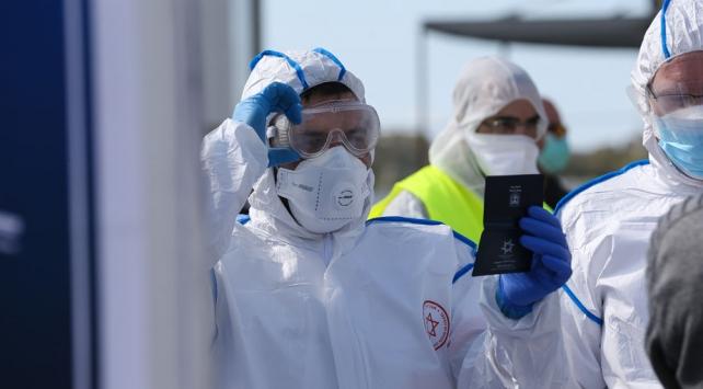 İsrailde koronavirüslü kişi sayısı 298e yükseldi