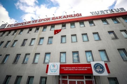 İstanbuldaki karantina yurtlarında hazırlıklar tamamlandı