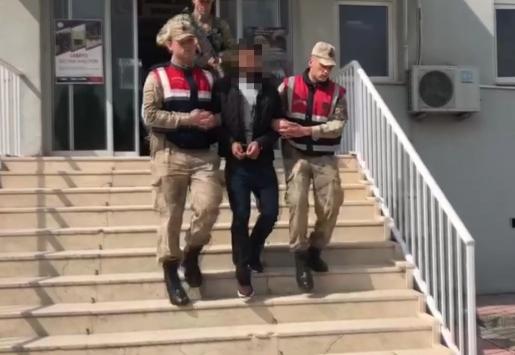 İzmirdeki cinayetin hükümlü firarisi Diyarbakırda yakalandı