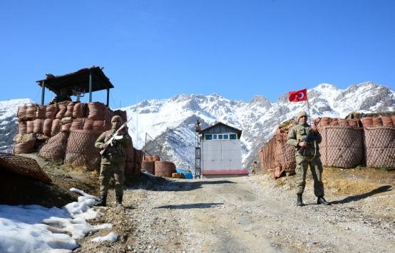 Bitlisin dağlarında PKKlı teröristlere göz açtırmıyorlar
