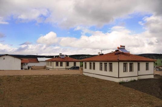 Yöresel mimariye uygun konut inşa edene ücretsiz proje desteği