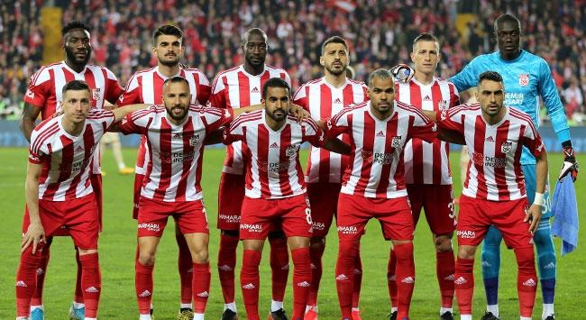 Sivassporun gol serisi sona erdi