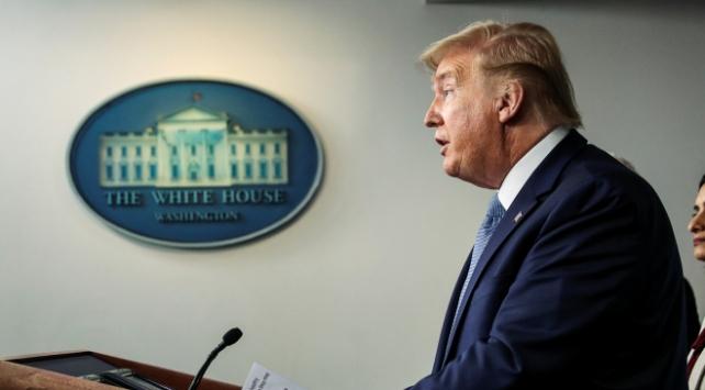 Trumpın Çin Virüsü ifadesine Çinden tepki