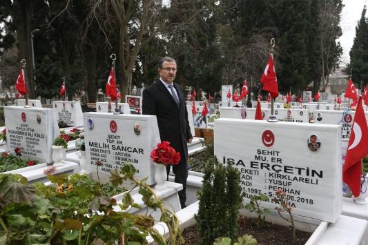 Çanakkale Türküsü, şehitler anısına 9 dilde seslendirildi