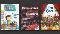 TÜBİTAK dergilerine nasıl ulaşılır? TÜBİTAK dergileri ücretsiz oldu
