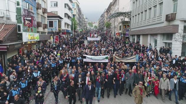 Bursada Fetih Şenlikleri iptal edildi