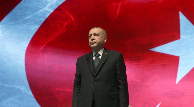 """Cumhurbaşkanı Erdoğandan """"Çanakkale Zaferi"""" mesajı"""