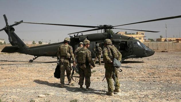 ABD Iraktaki El Kaim üssünü boşalttı