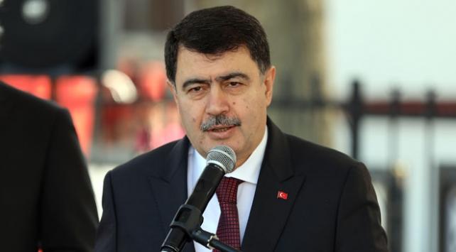 Ankara Valisinden Çanakkale Zaferi mesajı