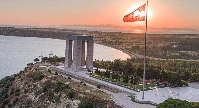 Şehitleri Anma Günü ve Çanakkale Deniz Zaferinin 105. yıl dönümü