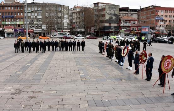 18 Mart Şehitleri Anma Günü ve Çanakkale Deniz Zaferinin 105. yıl dönümü
