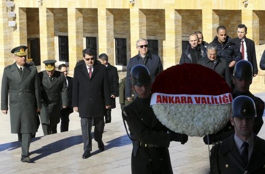 18 Mart Şehitleri Anma Günü ve Çanakkale Deniz Zaferinin 105. Yılı