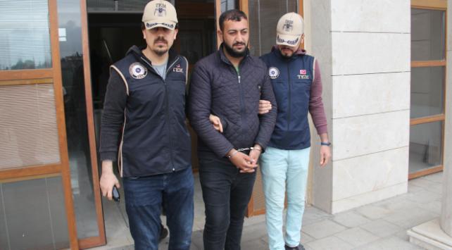 Hatayda PKK zanlısı tutuklandı