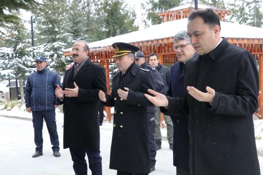 Yozgatta 18 Mart Şehitleri Anma programı düzenlendi