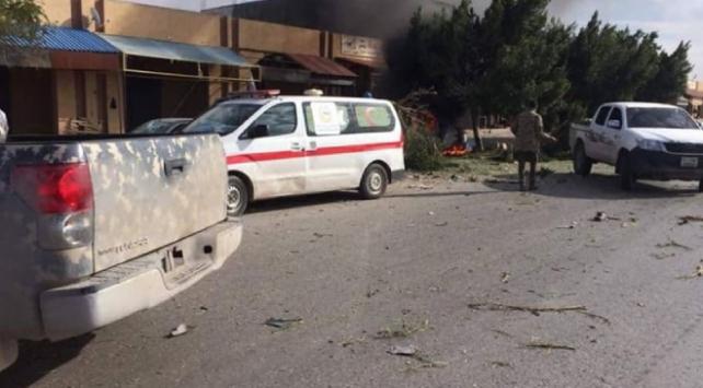 Hafter güçlerinden Trablusa saldırı: 3 sivil yaralandı