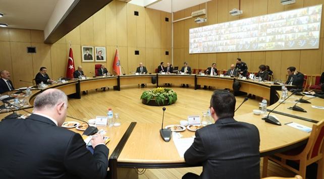 """Emniyet Genel Müdürü Aktaştan """"denetim"""" talimatı"""