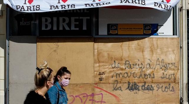 Fransada koronavirüsten hayatını kaybedenlerin sayısı 274e yükseldi