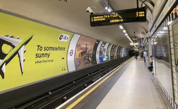 Londrada metro hatları kısmen kapatılıyor