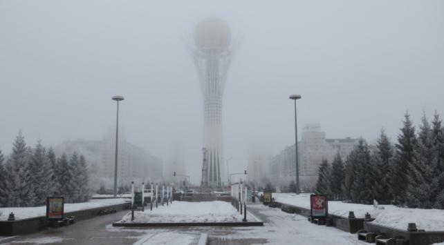 Kazakistanda karantina uygulaması başladı