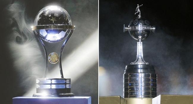 Libertadores ve Sudamericana da ertelendi