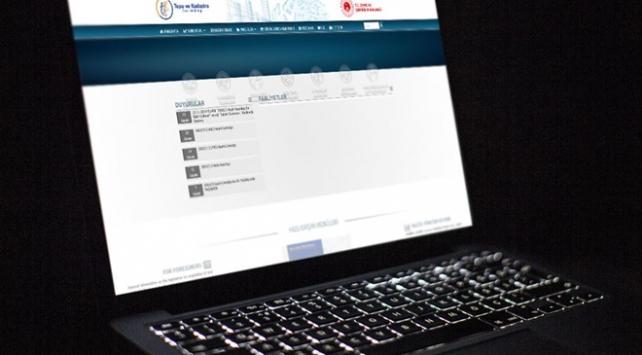 Virüs tedbirleri Web Tapu kullanıcı sayısını artırdı