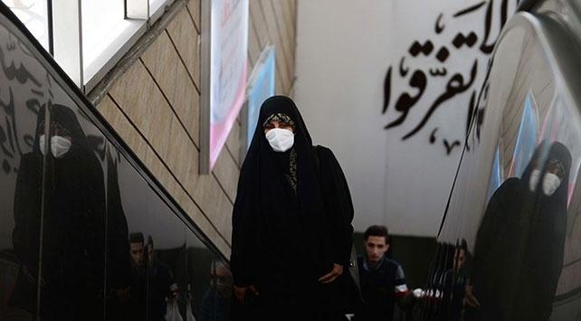 İranda son 24 saatte 149 kişi koronavirüsten öldü