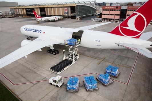 Turkish Cargo, kargo uçaklarıyla yapılan seferlerin frekans sayılarını artırıyor