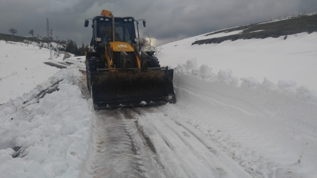 Adanada karla mücadele çalışmaları