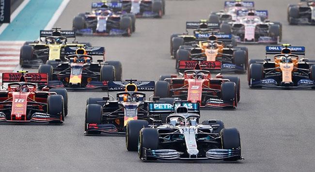 Sanal Formula 1de Leclerc güldü