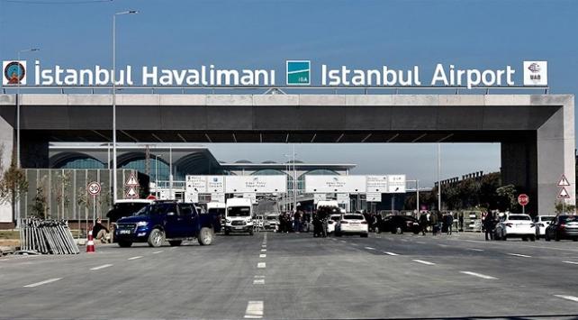 İstanbul Havalimanı otoparkı ücretsiz olacak