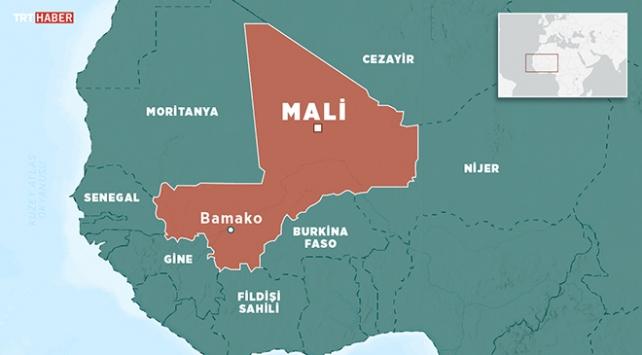 Malide terör saldırısı: 29 asker öldü