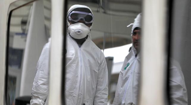 New Yorkta koronavirüse yakalananların sayısı 4 bin 152ye yükseldi