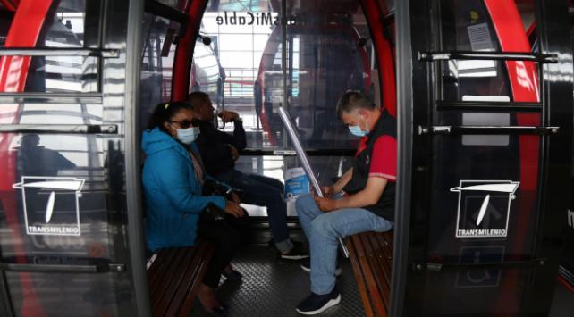 Kolombiyada karantina provası yapılacak