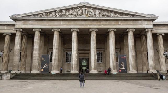 British Museumdaki eserler dijital ortamda sergileniyor